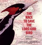 Cover art for THE RACE TO SAVE THE LORD GOD BIRD