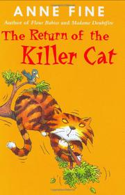 Cover art for THE RETURN OF THE KILLER CAT