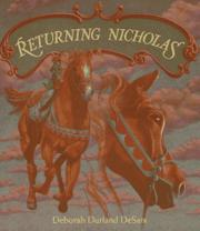 Book Cover for RETURNING NICHOLAS