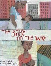 Book Cover for THE BABY ON THE WAY