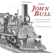 THE JOHN BULL by David Weitzman