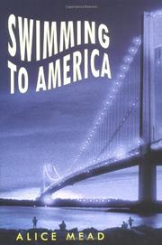 Book Cover for SWIMMING TO AMERICA