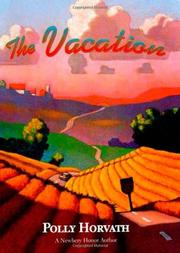 Book Cover for THE VACATION