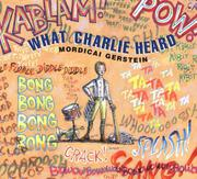 Cover art for WHAT CHARLIE HEARD
