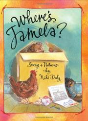 WHERE'S JAMELA? by Niki Daly