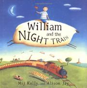 Cover art for WILLIAM AND THE NIGHT TRAIN
