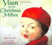 Book Cover for YOON AND THE CHRISTMAS MITTEN