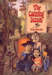 Cover art for THE CANNING SEASON