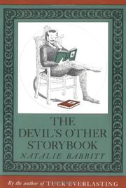 THE DEVIL'S OTHER STORYBOOK by Natalie Babbitt
