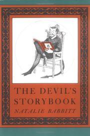 THE DEVIL'S STORYBOOK by Natalie Babbitt