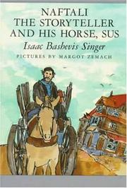 Cover art for NAFTALI THE STORYTELLER AND HIS HORSE, SUS