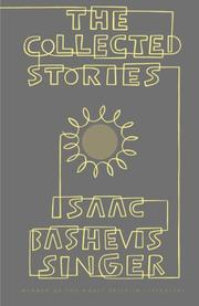 Cover art for THE COLLECTED STORIES OF ISAAC BASHEVIS SINGER