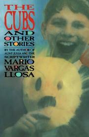 THE CUBS AND OTHER STORIES by Ronald J. Christ