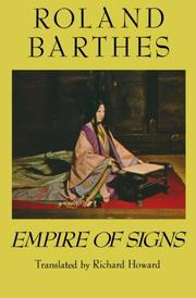 Cover art for EMPIRE OF SIGNS
