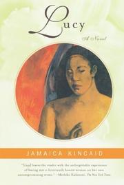 LUCY by Jamaica Kincaid