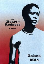 Cover art for THE HEART OF REDNESS