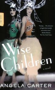 WISE CHILDREN by Angels Carter