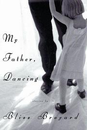 Cover art for MY FATHER, DANCING
