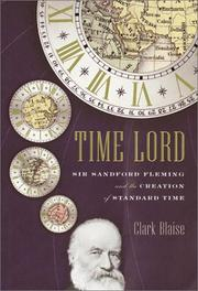 TIME LORD by Clark Blaise