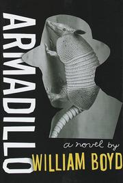 Book Cover for ARMADILLO
