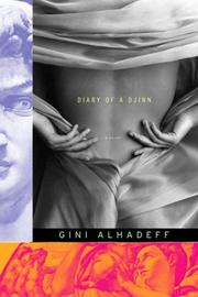 DIARY OF DJINN by Gini Alhadeff