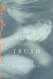 Cover art for THE SONG AND THE TRUTH