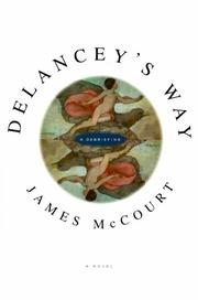 DELANCEY'S WAY by James McCourt