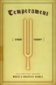 TEMPERAMENT by Stuart M. Isacoff
