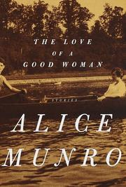 Cover art for THE LOVE OF A GOOD WOMAN