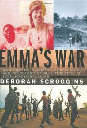 Cover art for EMMA'S WAR