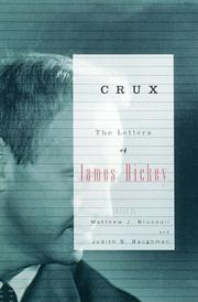 CRUX by James Dickey