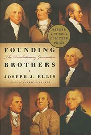 Cover art for FOUNDING BROTHERS