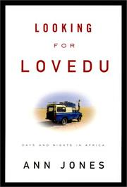 LOOKING FOR LOVEDU by Ann Jones