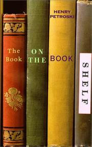 Book Cover for THE BOOK ON THE BOOKSHELF