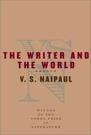 Cover art for THE WRITER AND THE WORLD