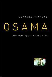 OSAMA by Jonathan C. Randal