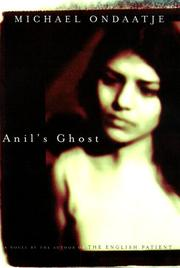 Cover art for ANIL'S GHOST