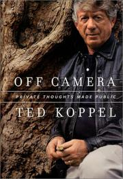 Book Cover for OFF CAMERA