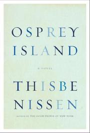 OSPREY ISLAND by Thisbe Nissen