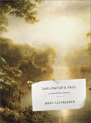 Cover art for DARLINGTON'S FALL