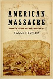Cover art for AMERICAN MASSACRE