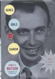 Book Cover for GENES, GIRLS, AND GAMOW