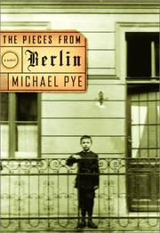 Book Cover for THE PIECES FROM BERLIN
