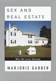 Cover art for SEX AND REAL ESTATE