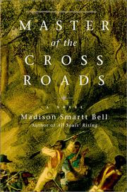 Cover art for MASTER OF THE CROSSROADS