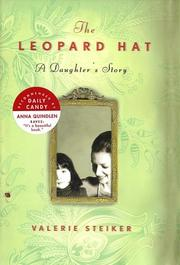 THE LEOPARD HAT by Valerie Steiker