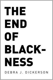 Book Cover for THE END OF BLACKNESS