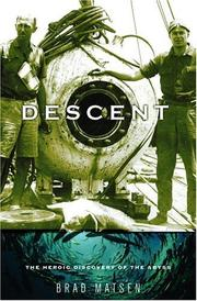 Cover art for DESCENT