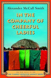 Cover art for IN THE COMPANY OF CHEERFUL LADIES