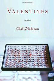 VALENTINES by Olaf Olafsson